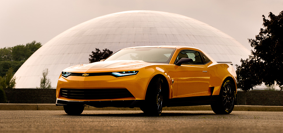T4 - Bumblebee 2014 Concept Camaro