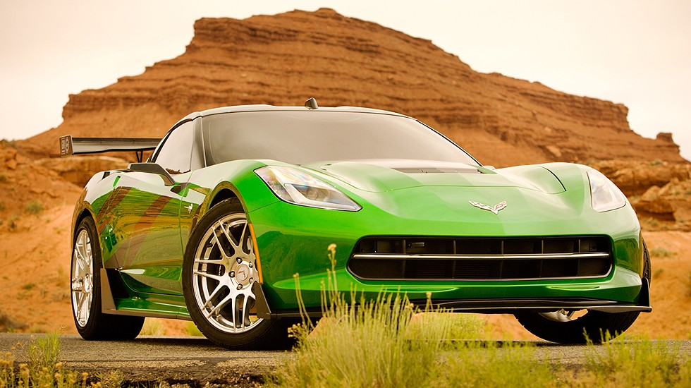 T4 - C7 Corvette Stingray