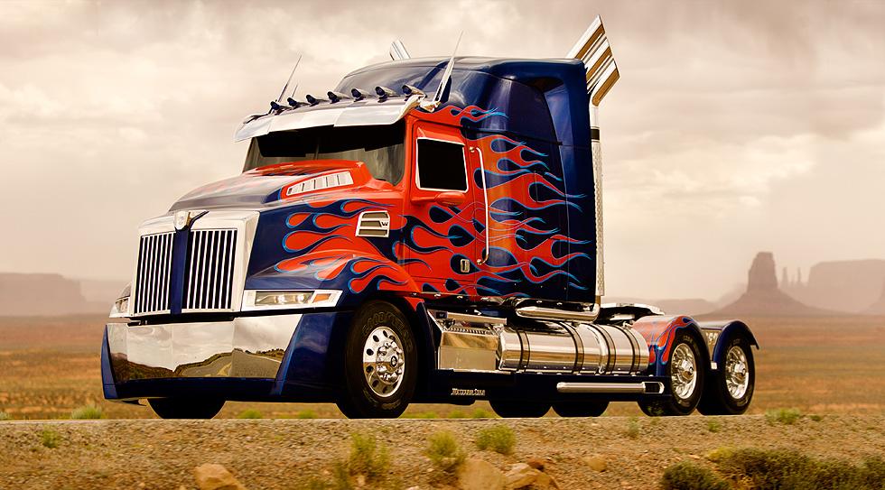 T4 - Optimus Prime
