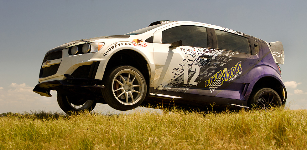 T4 - Sonic RS Rally Car