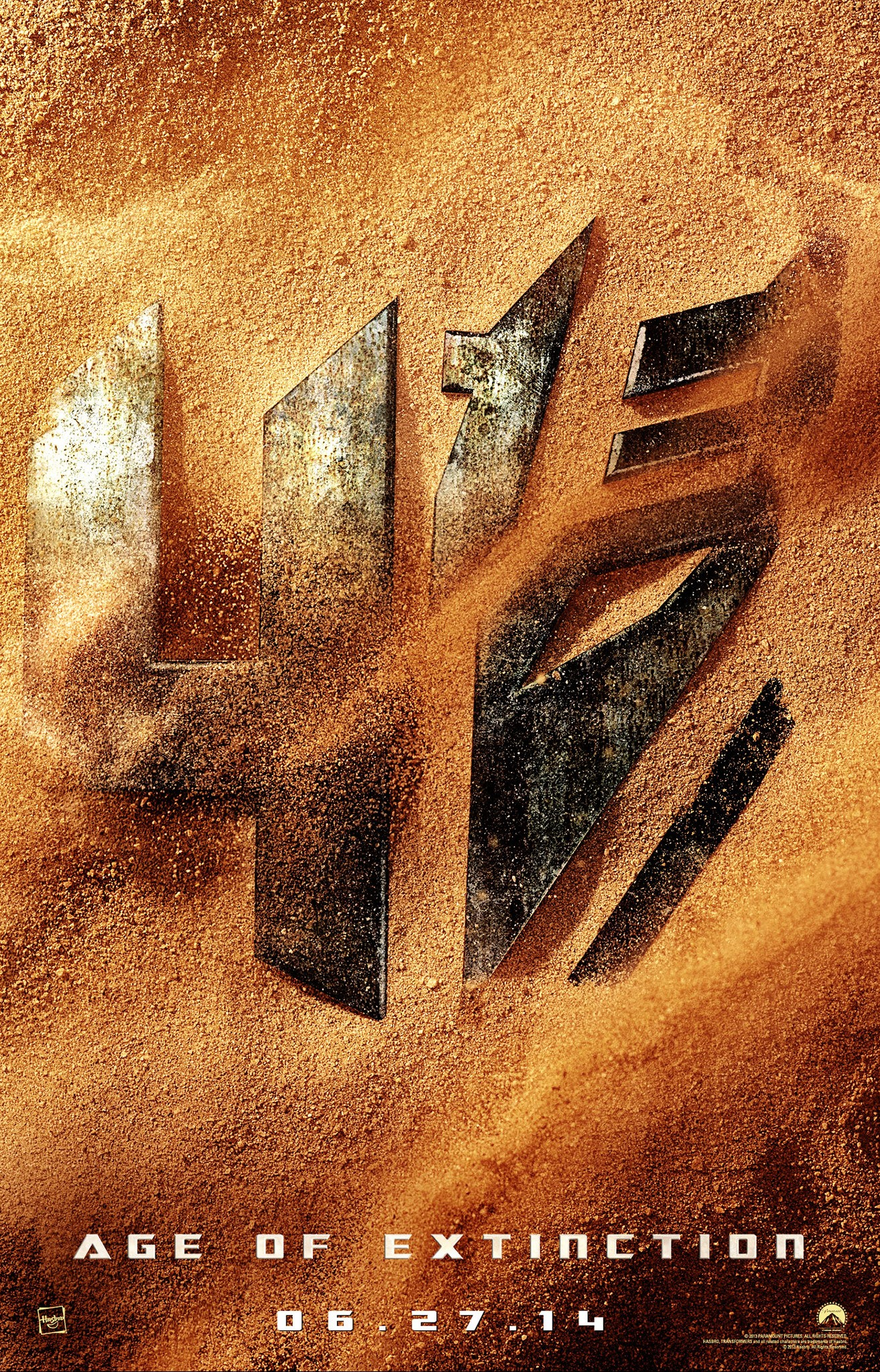 Transformers - Age of Extinction - Poster - 001