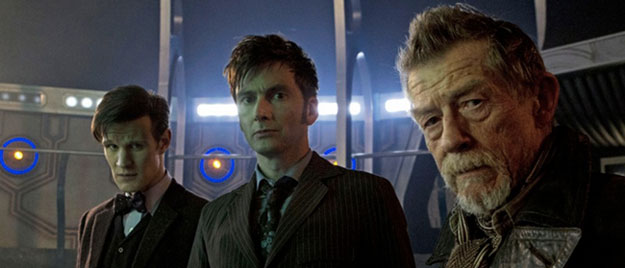 Three Doctors are better than one... Unless there's a meta-crisis.