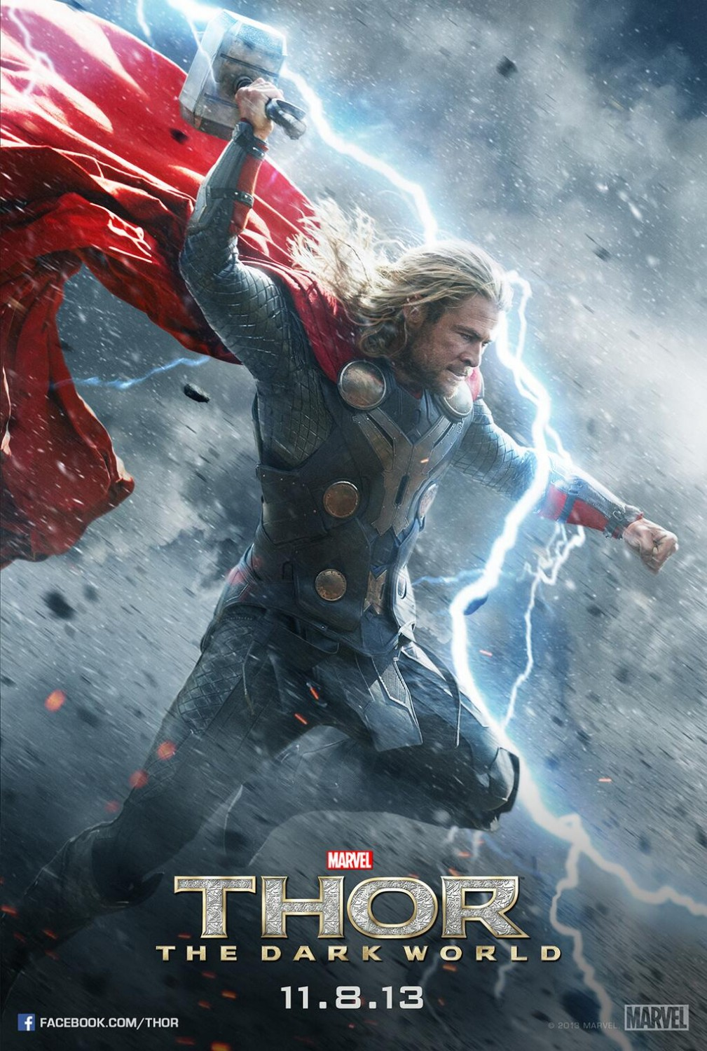 Thor The Dark World - Poster - 003