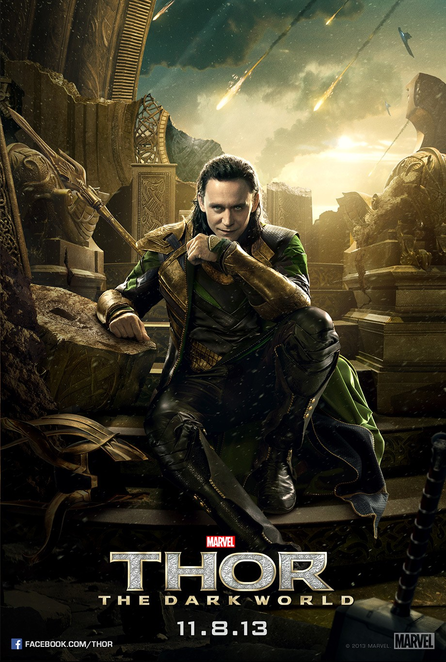 Thor The Dark World - Poster - 004