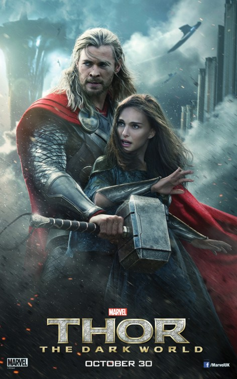 Thor The Dark World - Poster - 005