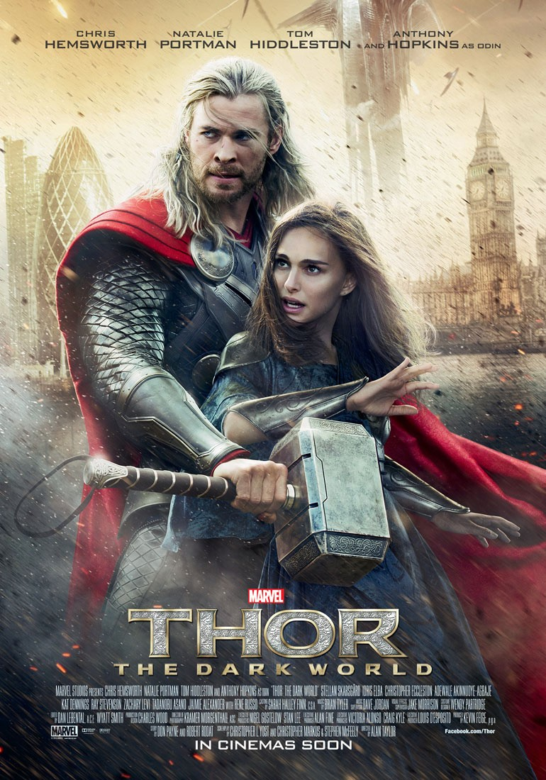 Thor The Dark World - Poster - 007