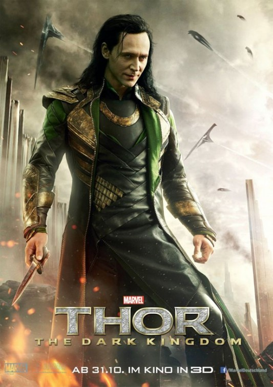 Thor The Dark World - Poster - 009