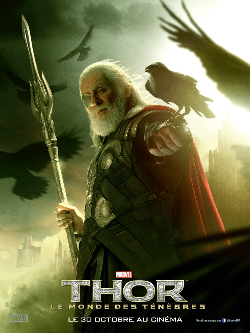 Thor The Dark World - Poster - 010