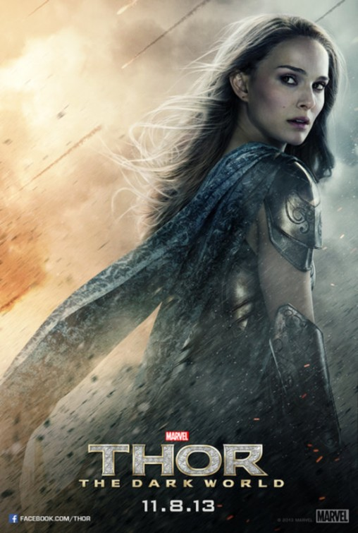 Thor The Dark World - Poster - 011