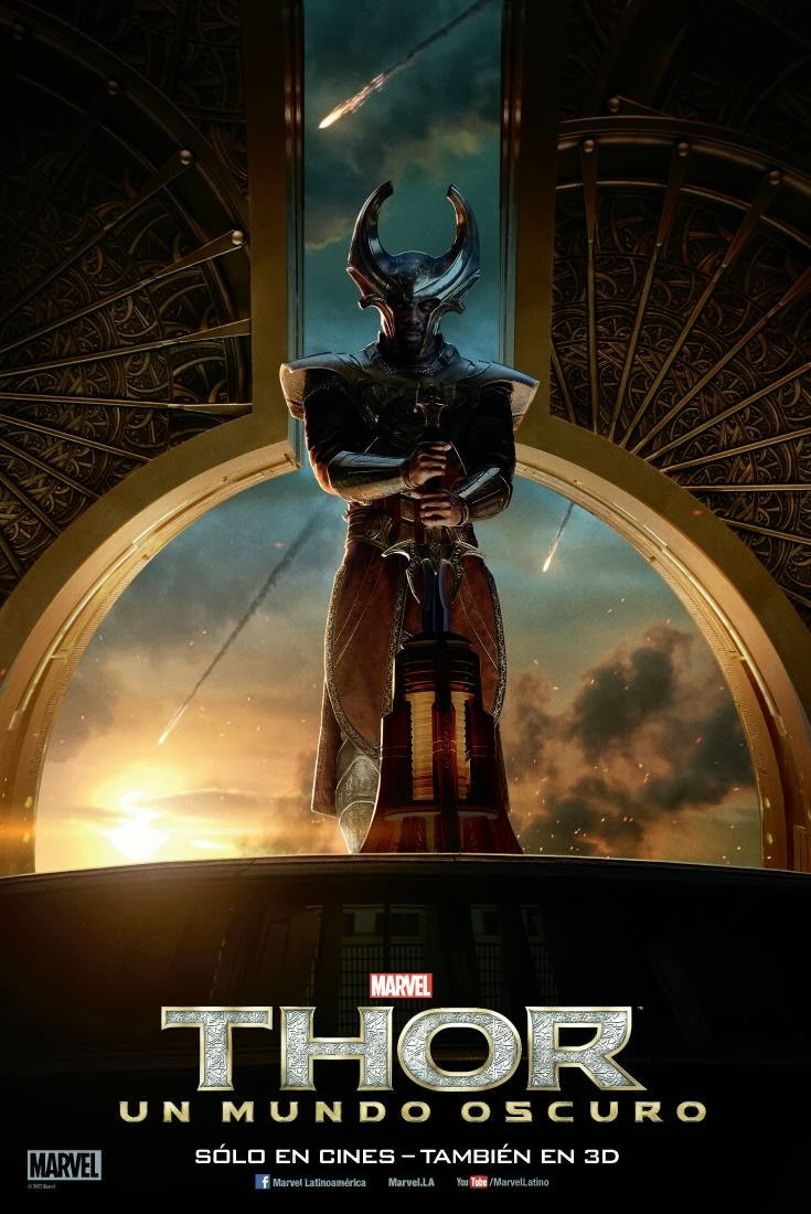 Thor The Dark World - Poster - 014