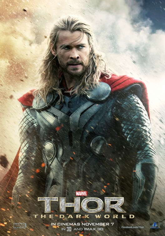 Thor The Dark World - Poster - 015