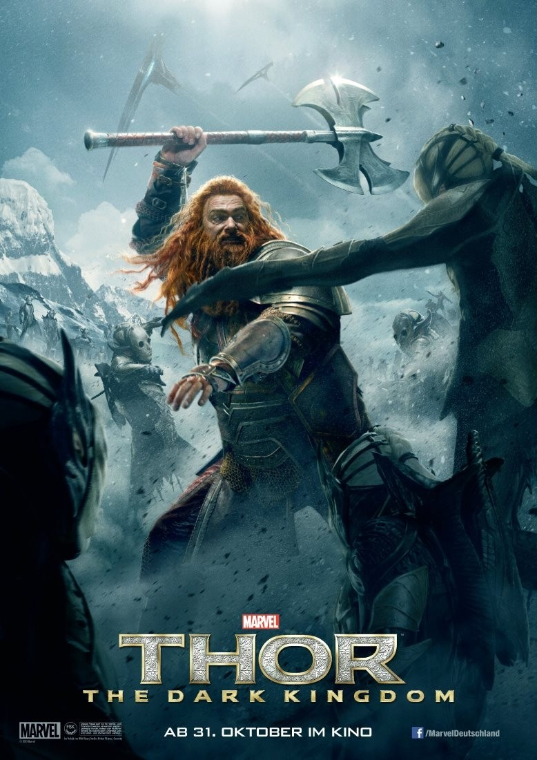 Thor The Dark World - Poster - 016