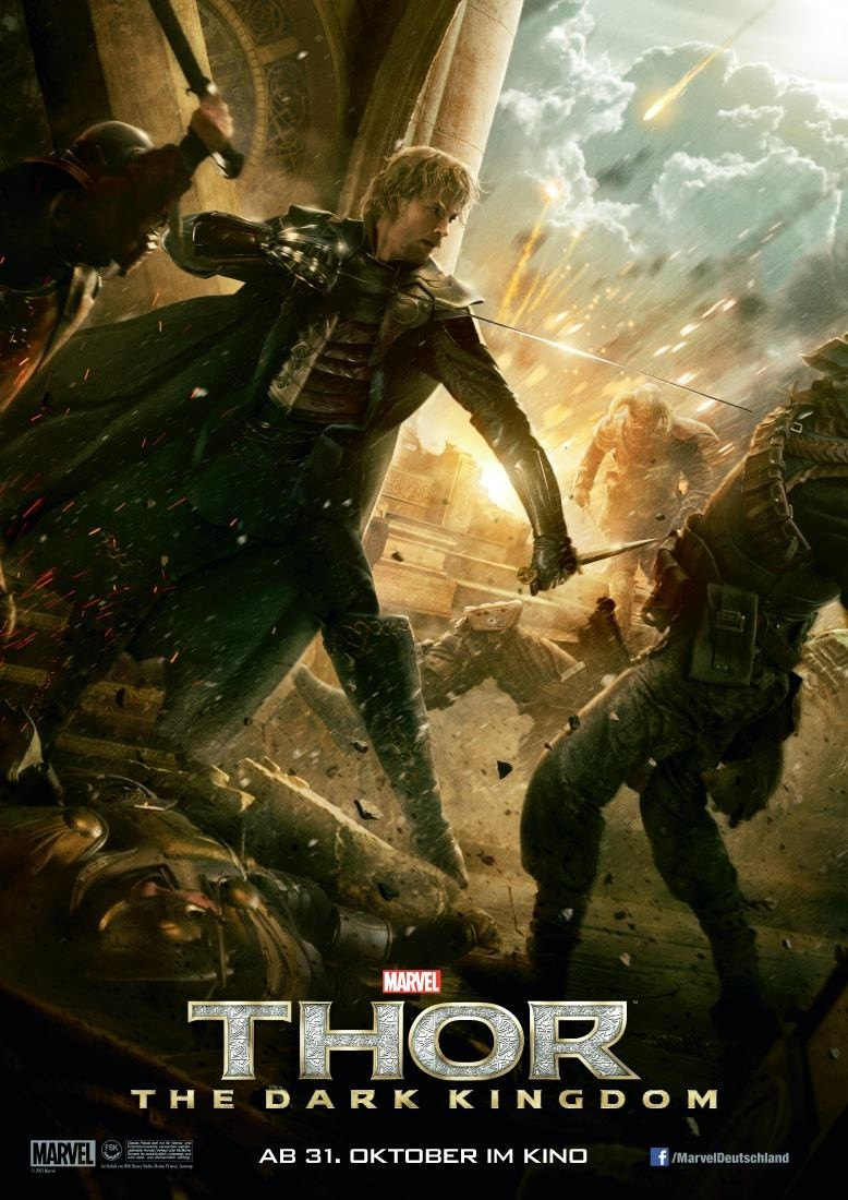 Thor The Dark World - Poster - 017