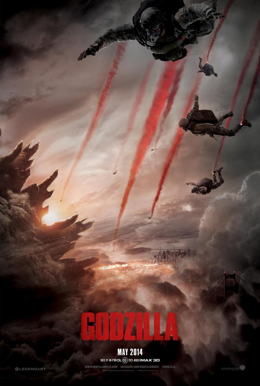 Godzilla - Poster - 003