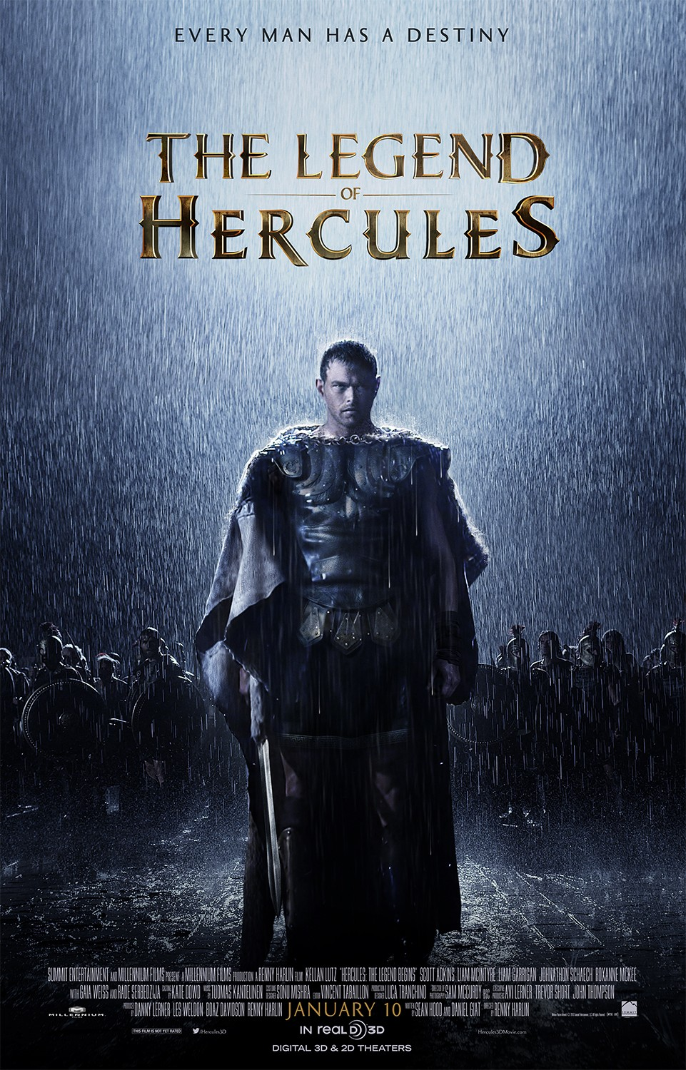 The Legend Of Hercules streaming VF film complet HD