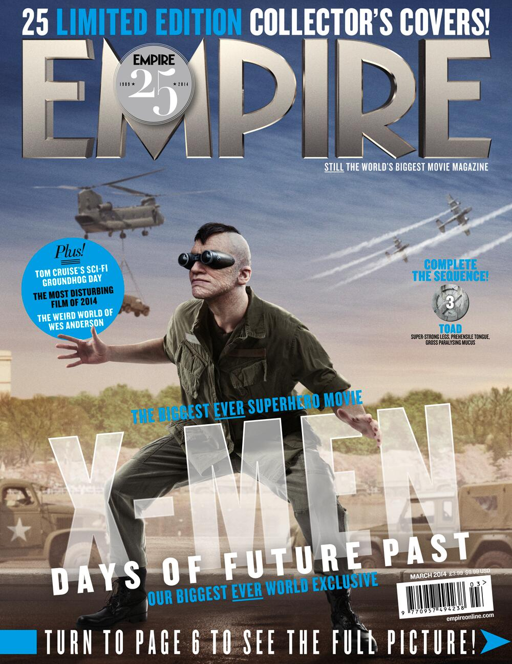 Empire - XDOFP Cover - 003 - Toad