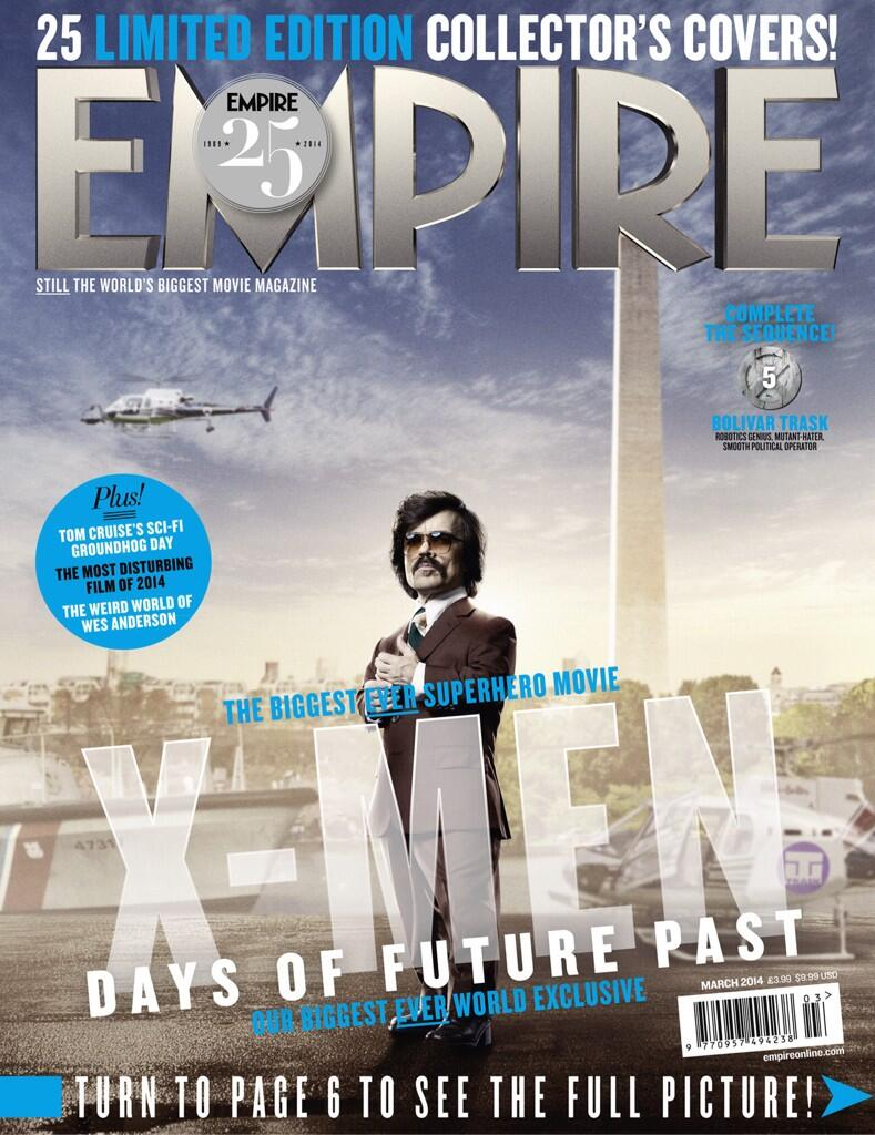 Empire - XDOFP Cover - 005 - Bolivar Trask