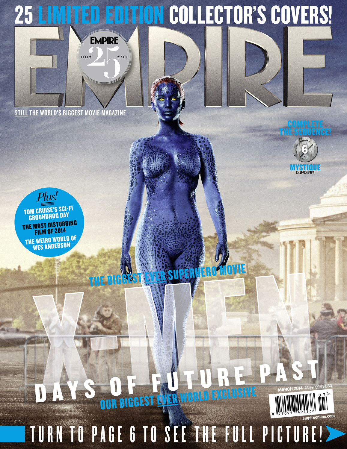 Empire - XDOFP Cover - 006 - Mystique