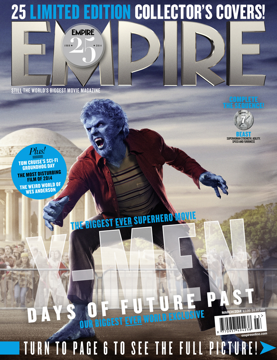 Empire - XDOFP Cover - 007 - Beast