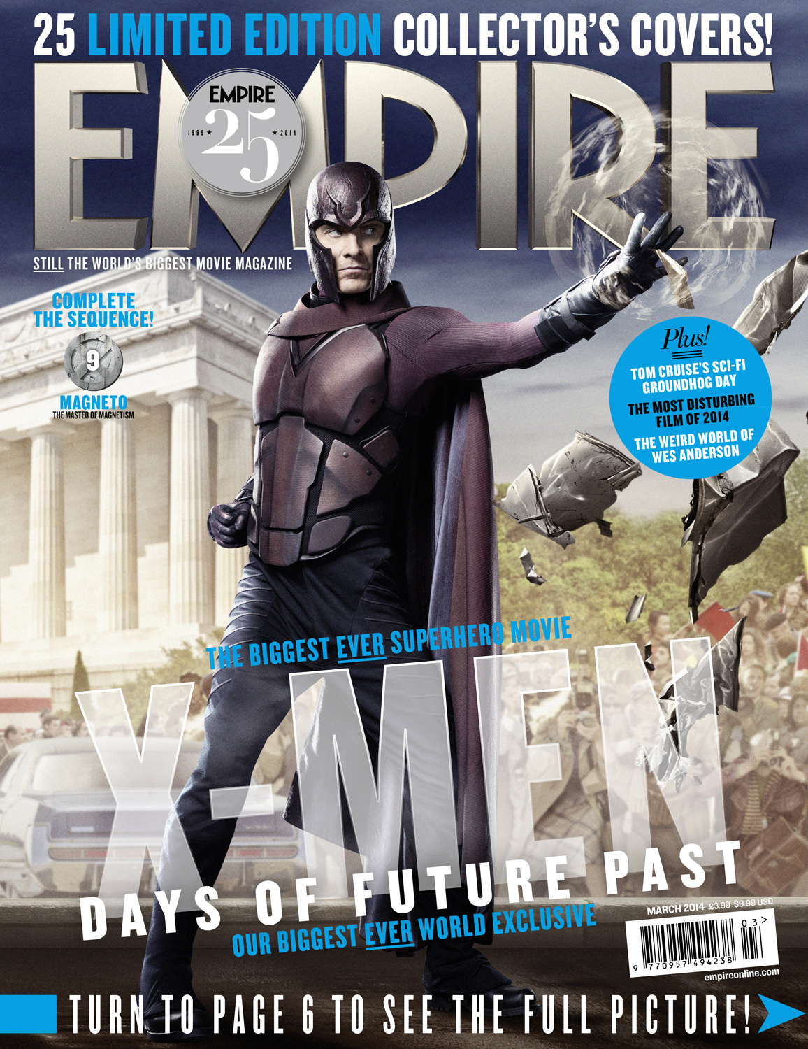 Empire - XDOFP Cover - 009 - Magneto