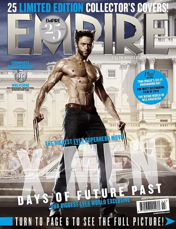Empire - XDOFP Cover - 011 - Wolverine (Past)