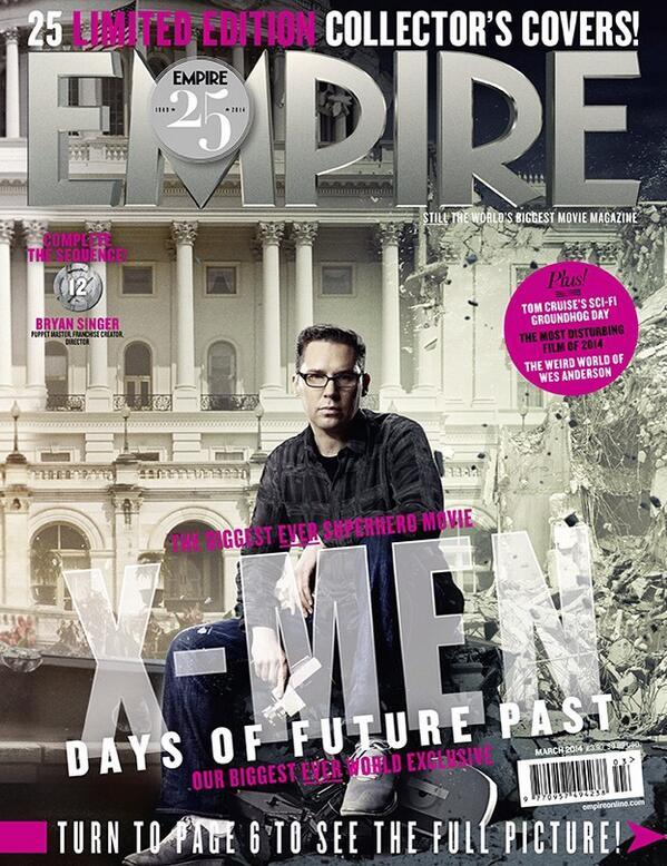 Empire - XDOFP Cover - 012 - Bryan Singer