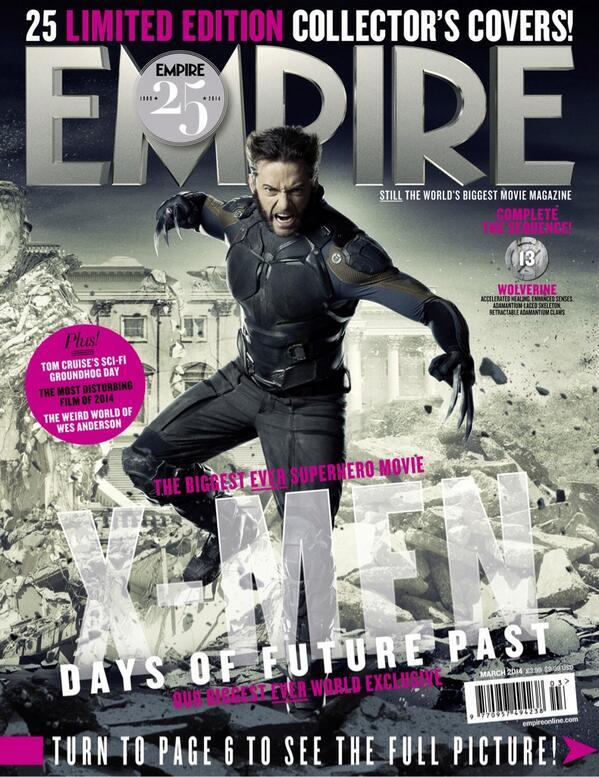 Empire - XDOFP Cover - 013 - Wolverine (Future)