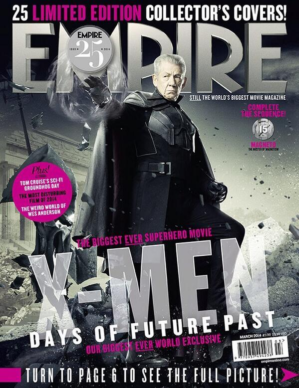 Empire - XDOFP Cover - 015 - Magneto (Future)