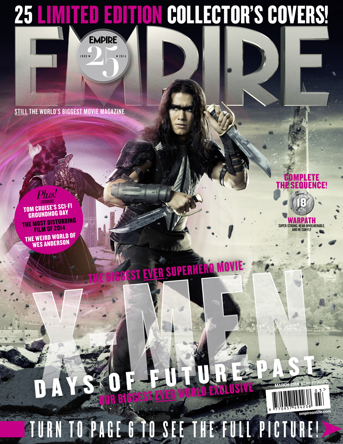 Empire - XDOFP Cover - 018 - Warpath