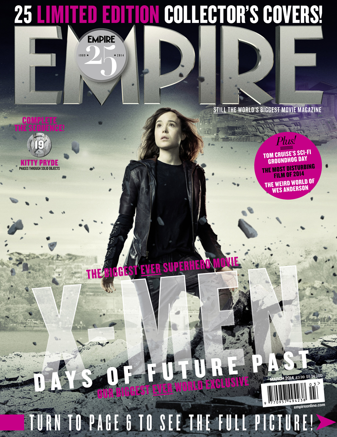 Empire - XDOFP Cover - 019 - Kitty Pryde