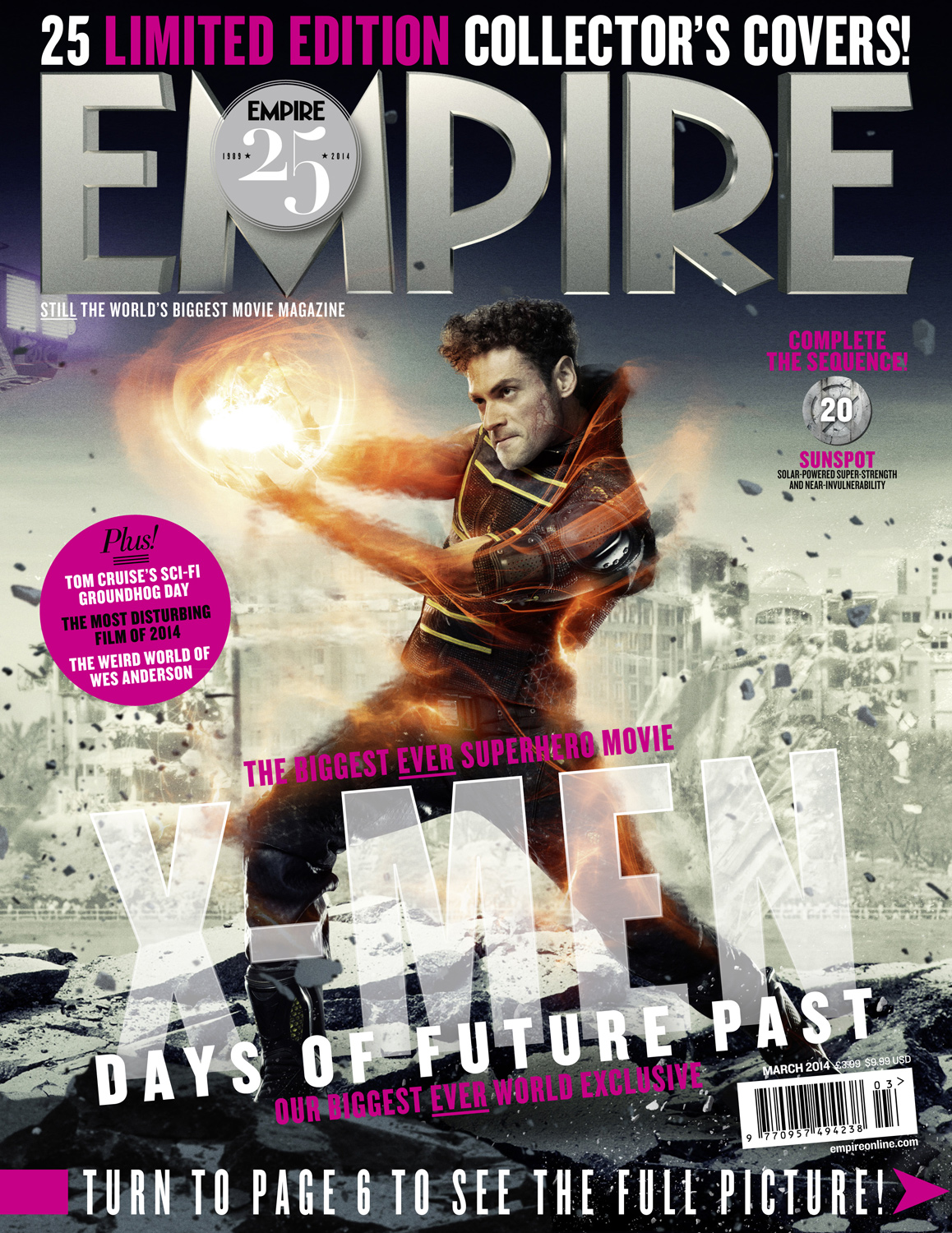 Empire - XDOFP Cover - 020 - Sunspot