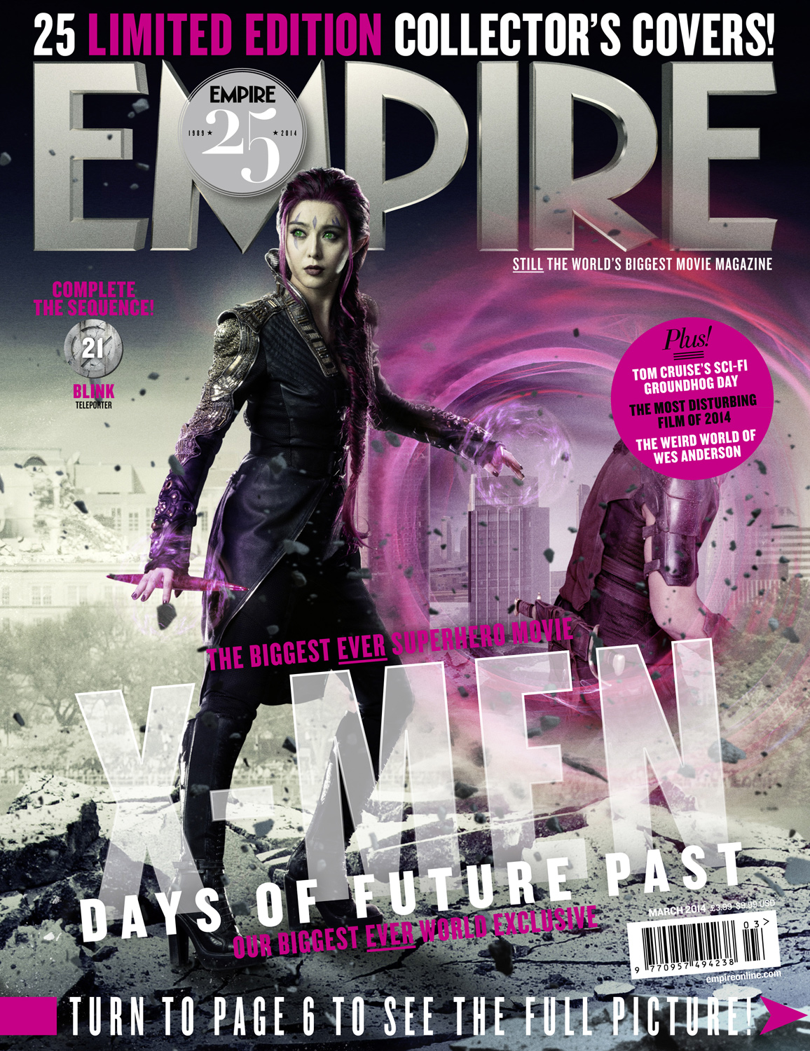 Empire - XDOFP Cover - 021 - Blink