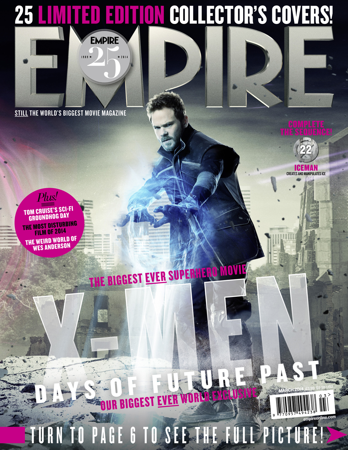 Empire - XDOFP Cover - 022 - Iceman