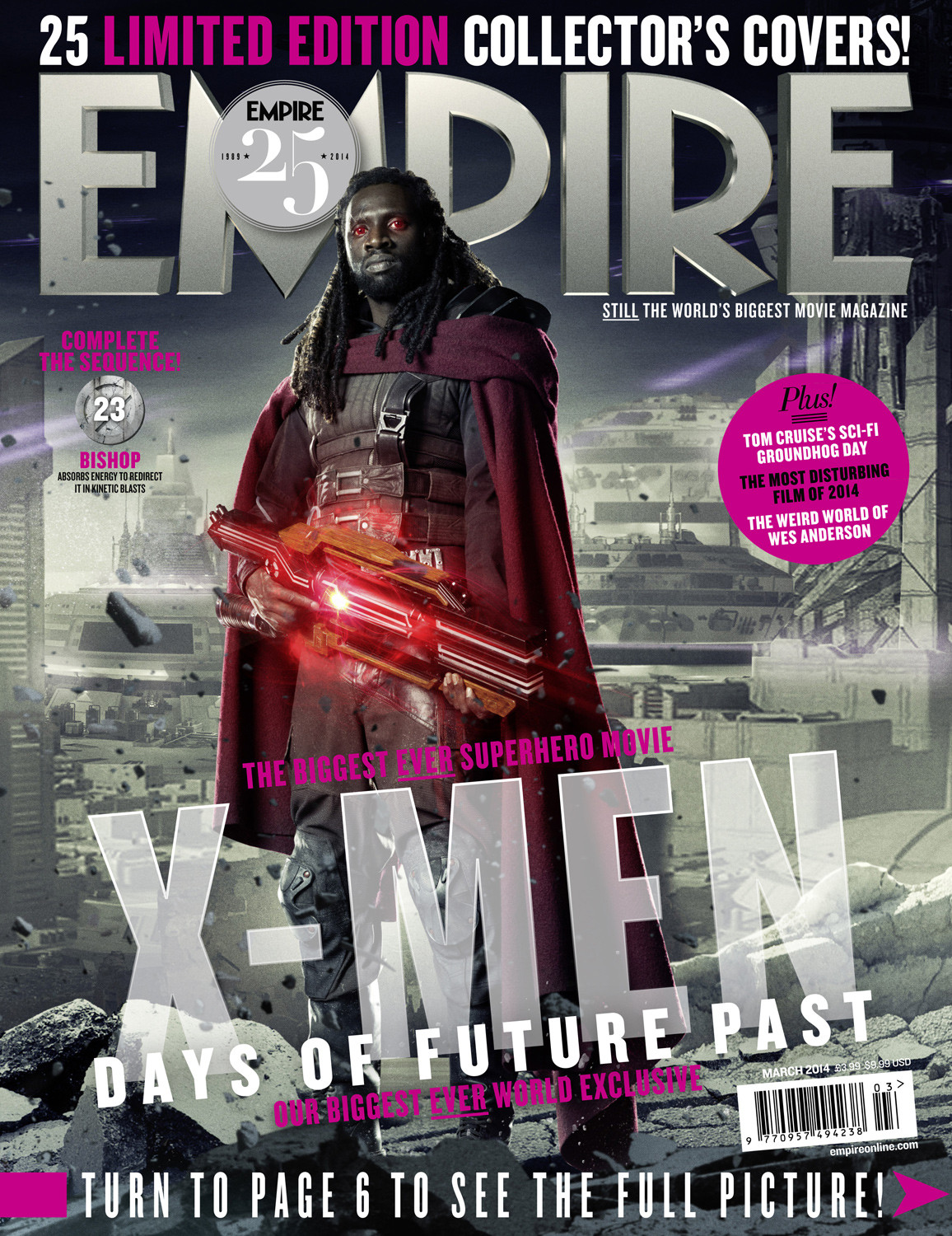 Empire - XDOFP Cover - 023 - Bishop