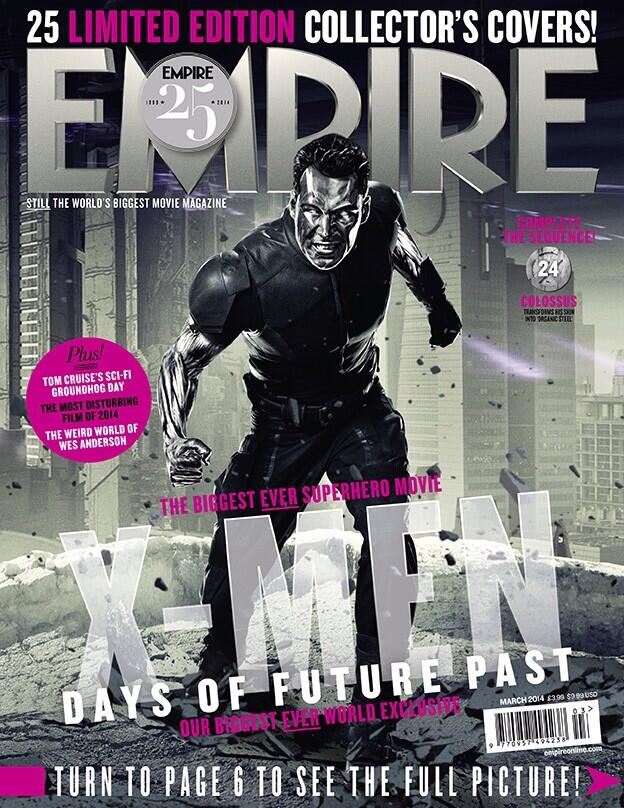 Empire - XDOFP Cover - 024 - Colossus