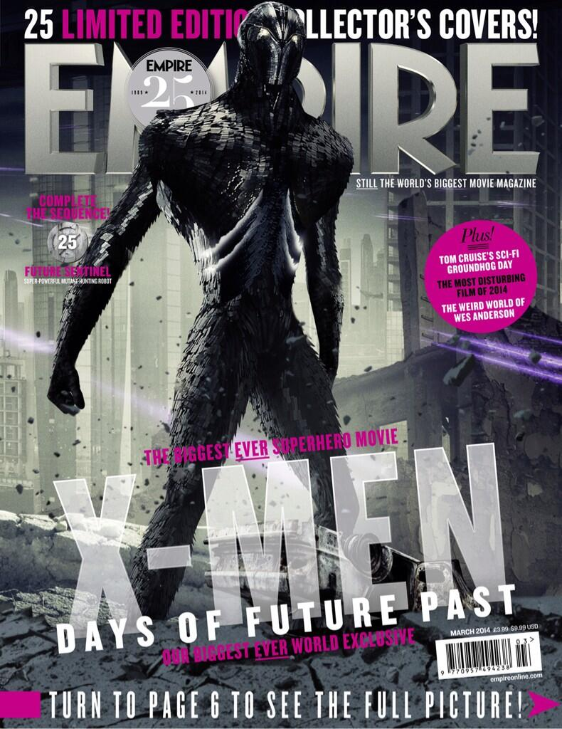 Empire - XDOFP Cover - 025 - Sentinel (Future)