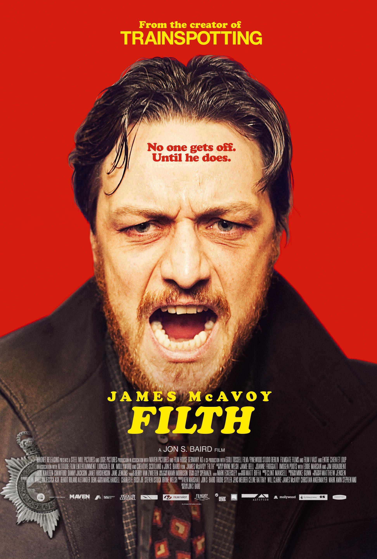სიბილწე  Filth / Грязь (2013) ( sibilwe filmi onlainshi )