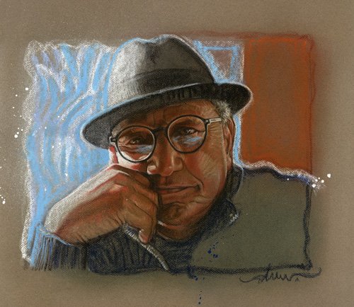 A Look At FLOYD NORMAN: AN ANIMATED LIFE About