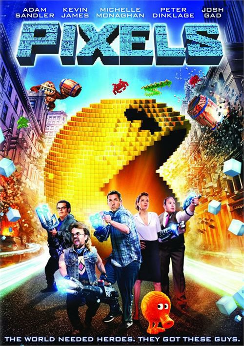 enter to win a copy of pixels on dvd starring adam sandler