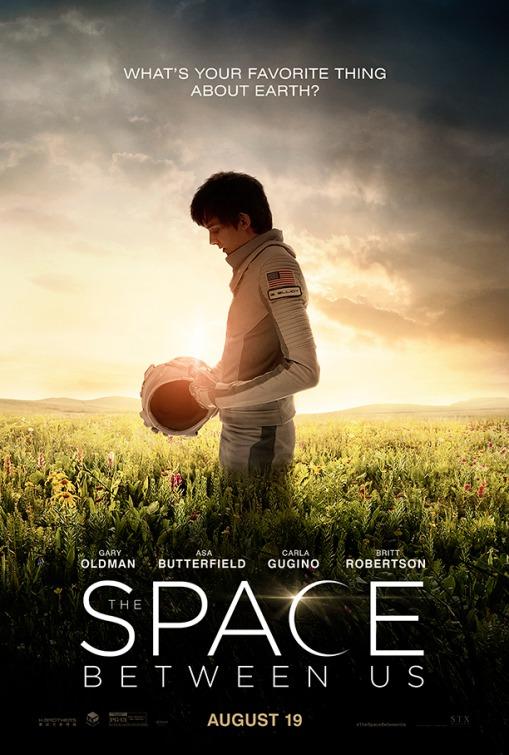 spacebetweenus-poster