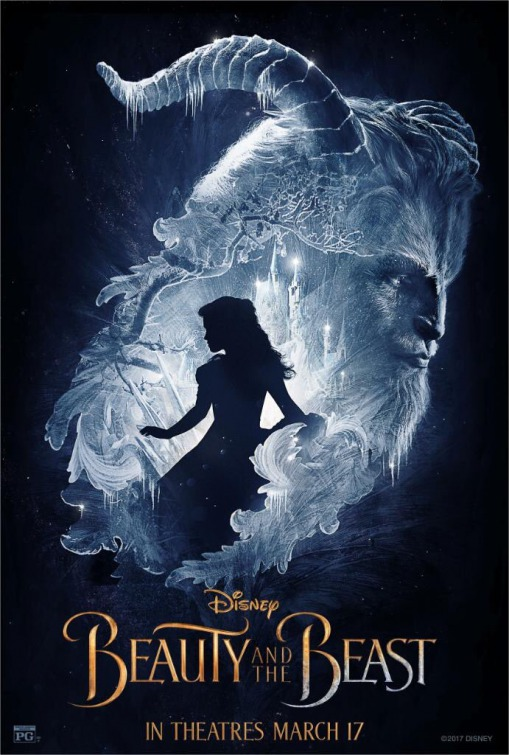 BEAUTY AND THE BEAST Final Trailer Poster