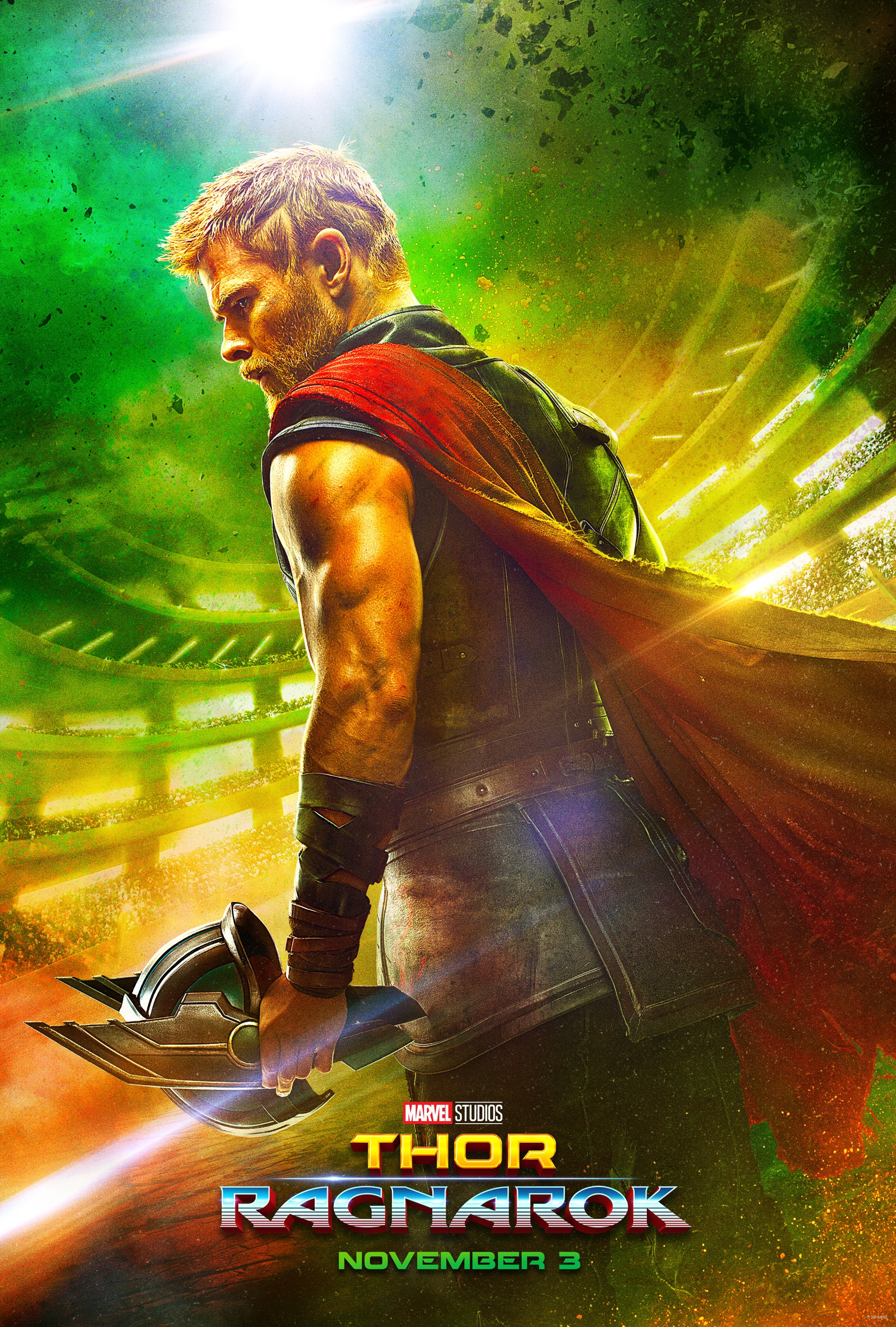 Thor Ragnarok Teaser Trailer Hemsworth Gets A Haircut