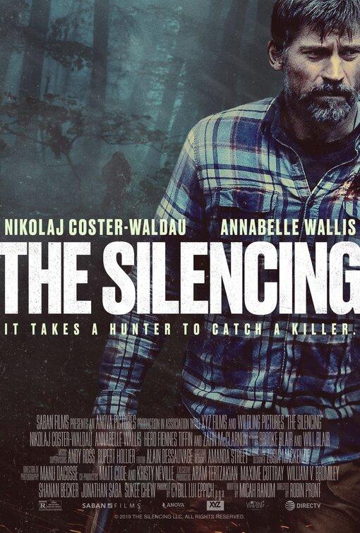 THE SILENCING review by Ronnie Malik – Nikolaj Coster-Waldau stars in a serial killer thriller